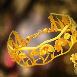 珠宝首饰|珍珠翡翠|项链吊坠网站模板